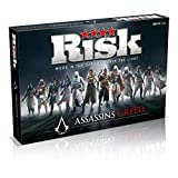Assassins Creed Risk Board Game