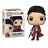 Funko Pop Movie Mortal Engines Anna Fang Figure Collectible Toy Boy's Toy